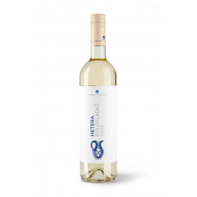 Hetera (polosladké víno) -...